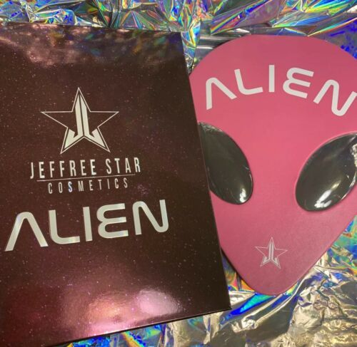 *TRUSTED SELLER* Jeffree Star Cosmetics ALIEN PALETTE NEW IN BOX*
