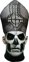 GHOST Band Papa Emeritus Halloween Mask Heavy Metal Trick or Treat Studi... - £82.90 GBP