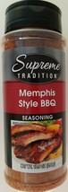 Memphis Style BBQ Seasonings 10.5 oz Shaker - $2.96