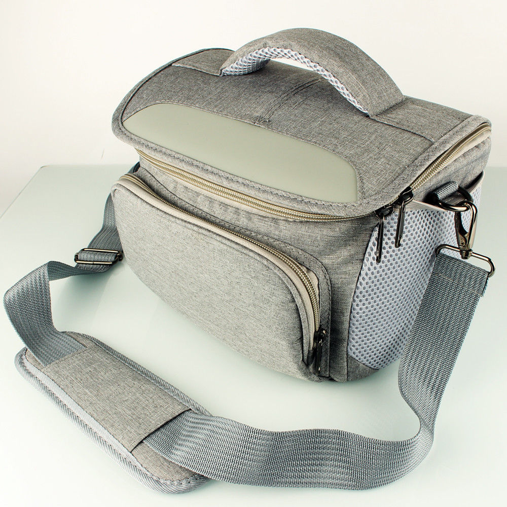 Camera Bag Case Canon EOS 70D 77D 9000D 600D 80D 7D 6D Mark II MK2 Rebel T5i T6i