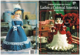 AMERICAN HERITAGE BOOK LADIES OF COLONIAL AMERICA BOOK TWO - $8.86