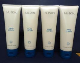 Four pack: Nu Skin Nuskin Hand Lotion Moisture Hydrate Soft 125ml 4.2oz x4 - $48.00