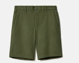 "Goodfellow & Co Men's Size 32 Olive Green 10.5"" Inseam Tech Shorts STORE NEW! image 2"