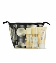 Victoria's Secret Pink Coconut Waters Gift Set Mini Mist Lotion Shimmer ... - $29.04