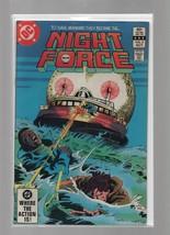 Night Force #3 - October 1982 - DC Comics - Journeys - Marv Wolfman. - $1.27