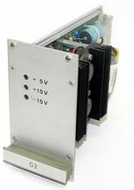 NEW HEINEN ELEKTRONIK TYP: 062031 POWER SUPPLY MODULE 220V 50HZ, 48VA