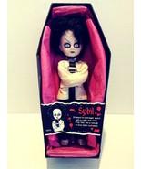 "2000 Mezco Toys Sybil 10"" Living Dead Doll Straight Jacket Collar & Chai... - $99.99"