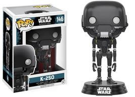 Star Wars Rogue One K-2S0 Vinyl Pop Figure Toy #146 Funko New Mint In Box - $8.79