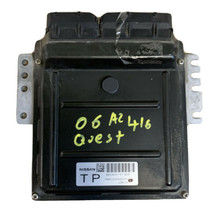 Engine Computer ECM ECU 2006 Nissan Quest A/T 3.5L | MEC83-011 A1 - $40.50