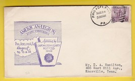 AMERICAN LEGION STATE CONVENTION PHILADELPHIA PA AUGUST 24 1933  - $1.98
