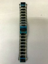 NEW BULOVA MEN'S 98C102 PARTS Watch Band Replacement Band - $79.99