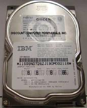 Fujitsu MPE3273AH 27GB 3.5in IDE 40pin Hard Drive Tested Good Our Drives Work