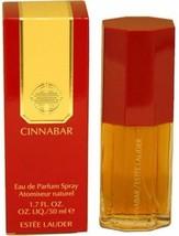 Estee Lauder Cinnabar 1.7-Ounce Eau De Parfum S... - $66.89