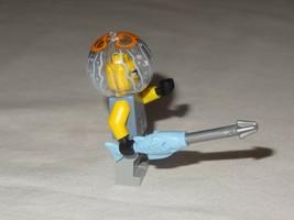 LEGO The Ninjago Movie Jelly w/ Fish Spear Minifigure Minifig from 70610 - $9.99