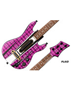 Skin Sticker Decal For Guitar Hero Live Remote Control Guitar Graphic PL... - $14.80