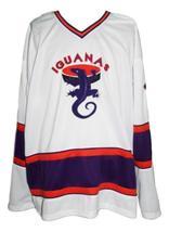 San antonio iguanas retro hockey jersey white   1 thumb200