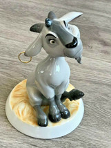 Nao by Lladro 02001801 DJALI, THE GOAT Porcelain Figurine Glased New  - $158.40
