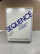 Sequence Game, Strategy Playing Play Card - $21.00