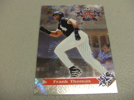 1997 Topps All-Stars #AS3 Frank Thomas -Chicago White Sox- - $3.12