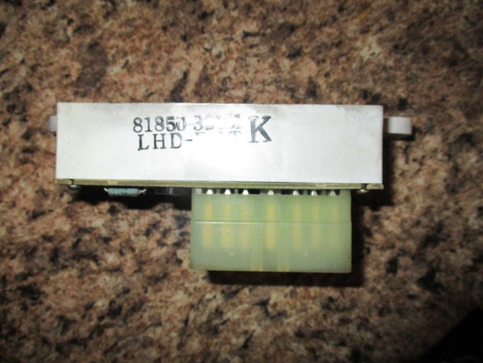 Toyota Lamp Assembly Indicator OEM 81850-32101 YOTA YARD image 4