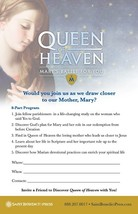 Queen of Heaven (Invitation/Pew Card) 50 Pack - $16.95