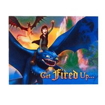 How To Train Your Dragon Party Invitations - $8.86