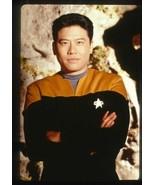 1999 GARRETT WANG On STAR TREK: VOYAGER as Harry Kim Original 35mm Slide - $12.69