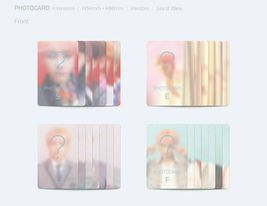 K-POP BTS 4th Album [LOVE YOURSELF 結'Answer] F Ver.  image 4