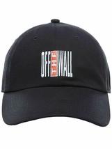 """Vans """"Court Side Hat Baseball Strap Dad Hat Black One Size (Adjustable) - $23.24"""