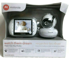Motorola MBP36S Remote Wireless Video Baby Monitor with 3.5-Inch Color S... - $131.66