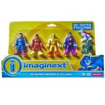 Imaginext DC Super Heroes and Villains Figure Playset Excl. Professor Zo... - $93.50