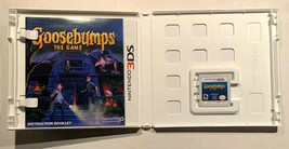 Goosebumps: The Game (Nintendo 3DS, 2015) L@@K w/Case - $17.81