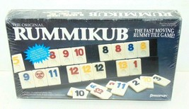 Vintage 1990 Pressman Original Rummikub Tile Game Brand New Sealed NIB - $19.30