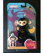 Interactive Finger Monkey - Black - Finn (Authentic WowWee) - $29.99