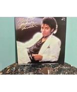 Michael Jackson p Vinyl Record  Thriller 1982 - $29.00