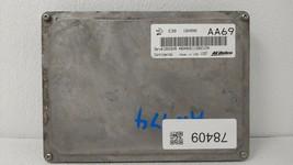 2012-2012 Chevrolet Equinox Engine Computer Ecu Pcm Ecm Pcu Oem 78409 - $158.00