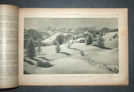 Antique Book 1934 Italy Spa Guide Part II Alpine Resorts Piemonte Photo Maps image 8