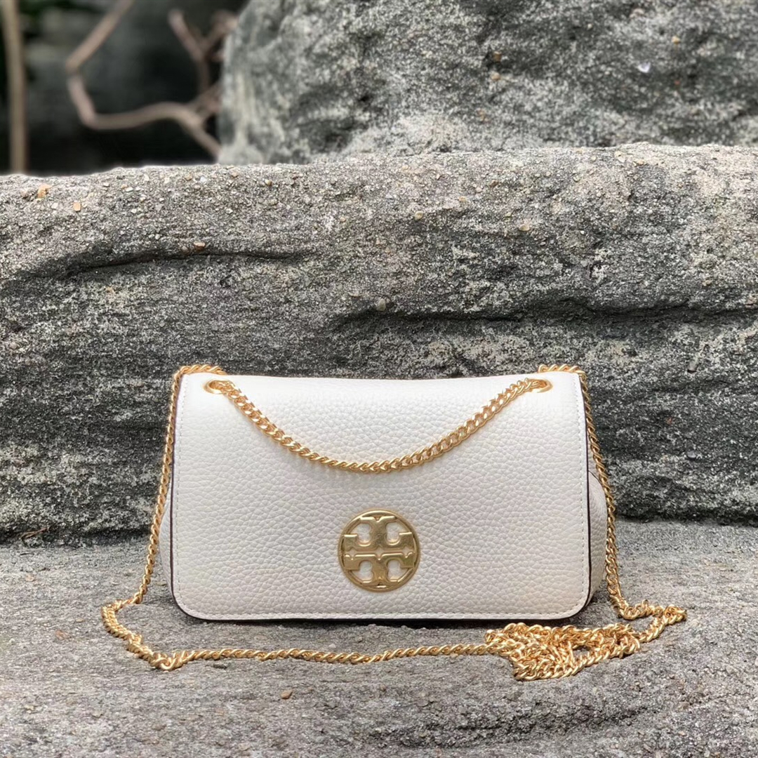 Tory Burch Chelsea Leather Evening Bag