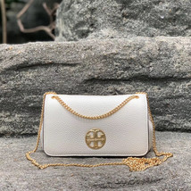 Tory Burch Chelsea Leather Evening Bag - $302.09 CAD