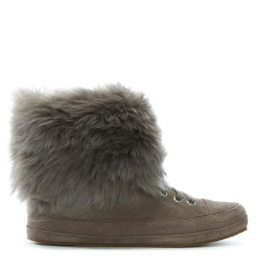 e8d5dac8266 UGG Antoine Fur Slate Suede Sheepskin Cuff and 50 similar items