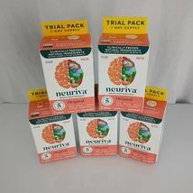 Schiff Neuriva Original Brain Performance Capsules 5 Boxes 7 caps = 35 Q... - $29.99