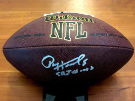 PAUL HORNUNG SUPER BOWL 1 CHAMPS HOF PACKERS HEISMAN SIGNED AUTO WILSON ... - $197.99