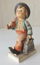 Goebel Hummel figurine,  Merry Wanderer, #11 2/0, TMK 3 - 1960-1972 - $28.01