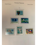 United Nations Wien  Definitives  1979 mnh - $2.20