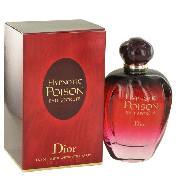 Christian Dior Hypnotic Poison Eau Secrete 3.4 Oz Eau De Toilette Spray