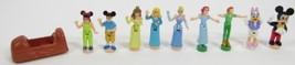 2000 Disney's Magic Kingdom Castle Set Replacement Dolls Figures Log Ride - $50.00