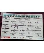 *New* DML Quatermaster Series M-16 / AR-15 FAMILY 1/35 3801 - $17.72
