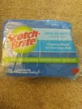 Scotch-Brite 6 Pack Non-Scratch Multi-Purpose Scrub Sponge, 4.4x2.6x0.8in - $10.40