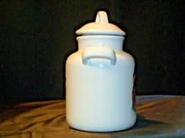 Christmas Double Handle Ceramic Cookie Jar w Lid Item # 252 1P1 AA-191963  Colle image 7
