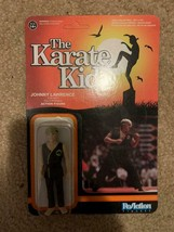 """Funko ReAction Karate Kid Johnny Lawrence 3.75"""" Action Figure Funko Supe... - $55.00"""